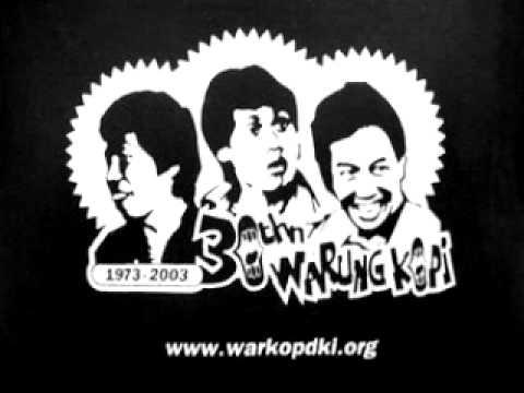 Warkop DKI - Mamae Eu Queiro