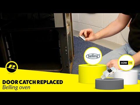 Bush DHBET50B Main Oven Cooker Door Seal with fixing clips