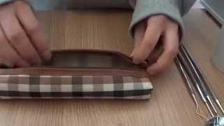 Zippered Pencil Case Mini Storage Of Cosmetics, Pens, Tools & More