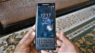 BlackBerry Priv || 2017 Experience