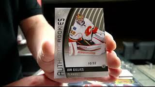 450 Sports #2677 - 2017/18 Sp Game Used hockey double box break