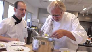 Rencontre culinaire avec Pierre Gagnaire à la Maison de la Crème