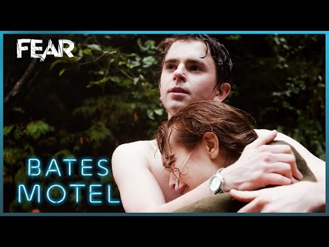 Norman Rescues Emma At The River | Bates Motel