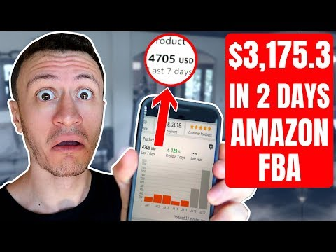 Prime Day Fail?? $3,175.3 in Two Days on Amazon FBA Without Lightning Deals! #PrimeDayChallenge
