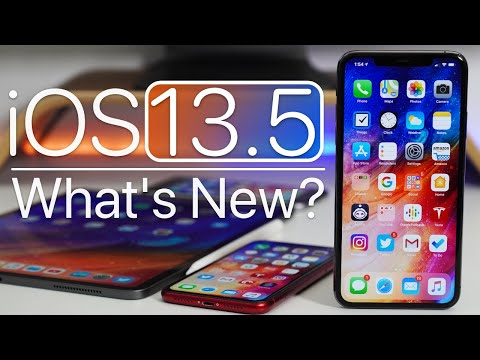 iOS 13.5 is Out! – What's New?