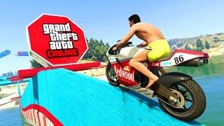 MOTO MEGA ULTRA FIN ! - GTA 5 ONLINE