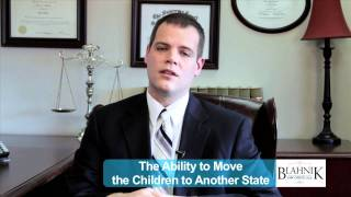 Ability to Move Child to Another State | Minnesota Divorce Lawyer & Attorney
