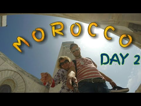 Morocco travel tips 2017 /// Fez El Jadid, Medina, Marrakesh  /// Day 2 // guide vlog diary GoPro