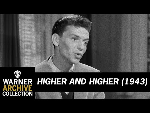 Higher and Higher (1943) – I Couldn't Sleep A Wink Last Night