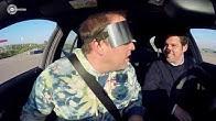 Geblinddoekt autorijden met Frans Bauer | MINDF*CK 2