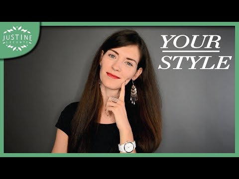 Find your style - in 6 steps | Justine Leconte - YouTube