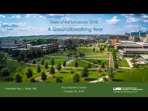 UAB State of the University Address