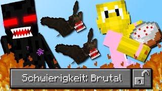 Schwierigkeit: Brutal! (Neue Schwierigkeit in Minecraft)