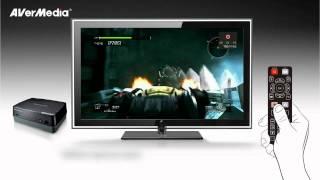 Как записать видео без ПК с PS3 или Xbox360 - AVerMedia Game Capture HD!(Game Capture HD - это внешнее устройство HD видеозахвата, позволяющее записывать выходной сигнал с PlayStation 3 или Xbox..., 2011-12-06T06:27:55.000Z)