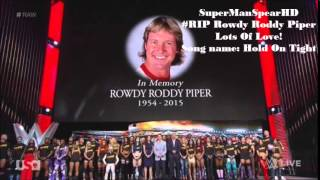 #RIP  - WWE: