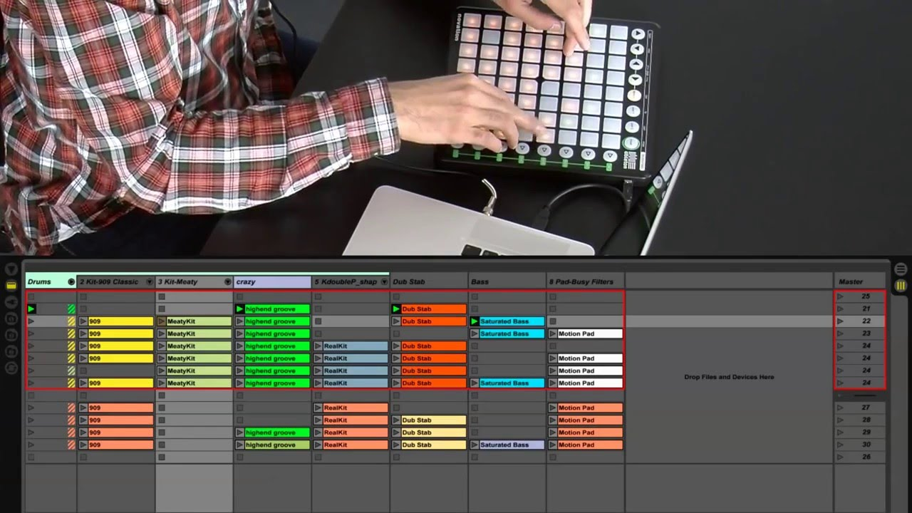 Программа для создание музыки техно