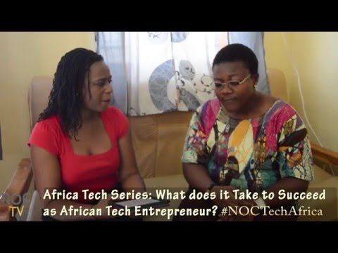 Africa Tech Stories: Francine Beleyi in conversation with Emefa Kpegba