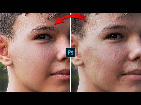 Ретушь Кожи в Photoshop | Просто и Качественно