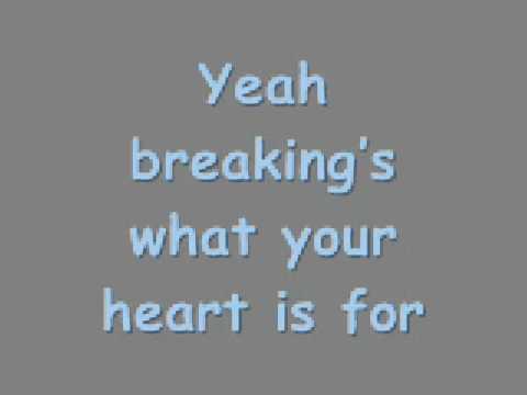Breakin' The All American Rejects Breakin' ( With Lyrics) mp3