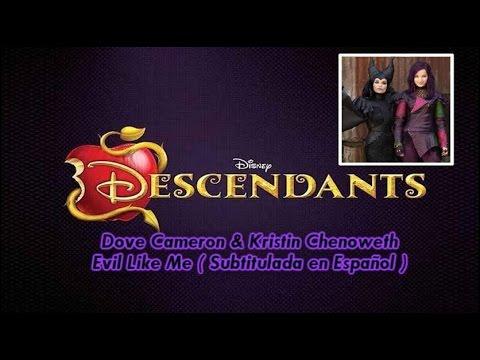 Evil Like Me - Dove Cameron y Kristin Chenoweth ( Subtitulada en Español )