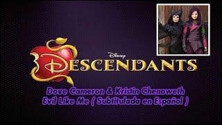 Evil Like Me Dove Cameron y Kristin Chenoweth Subtitulada en Espaol.mp3