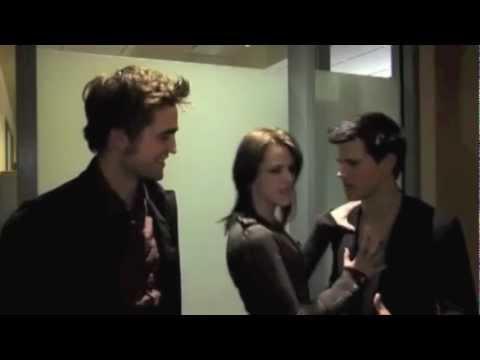 Twilight Cast Funny Moments (Part 1)