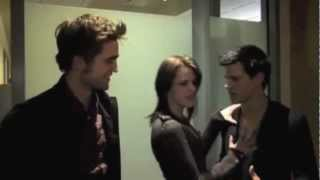 Twilight Cast Funny Moments (Part 1)