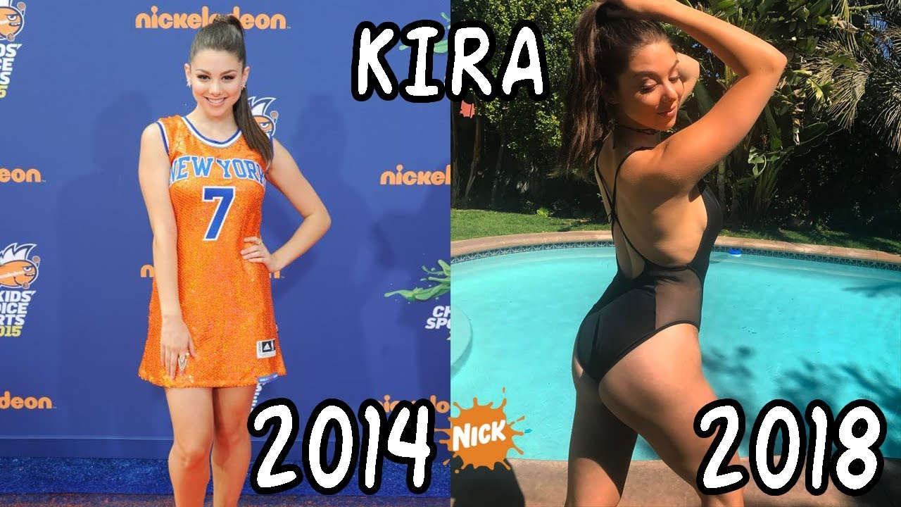 Download Famous Nickelodeon Girls Stars Before and After ★ Then and Now 2018