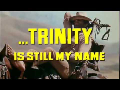 Continuavano a chiamarlo Trinità - Trailer