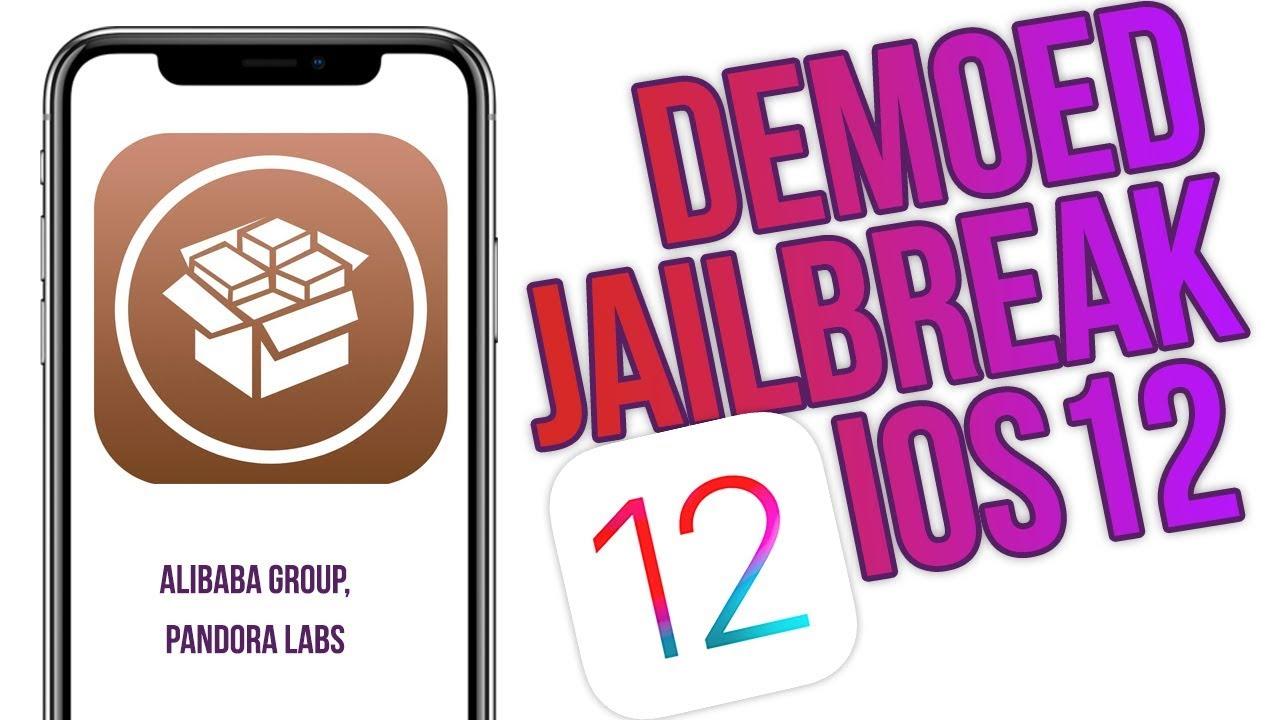 iOS 12 Jailbreak Demoed by Alibaba Pandora Labs Team & More info