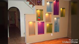 150 Wall niches designs  Home interior design trends 2019