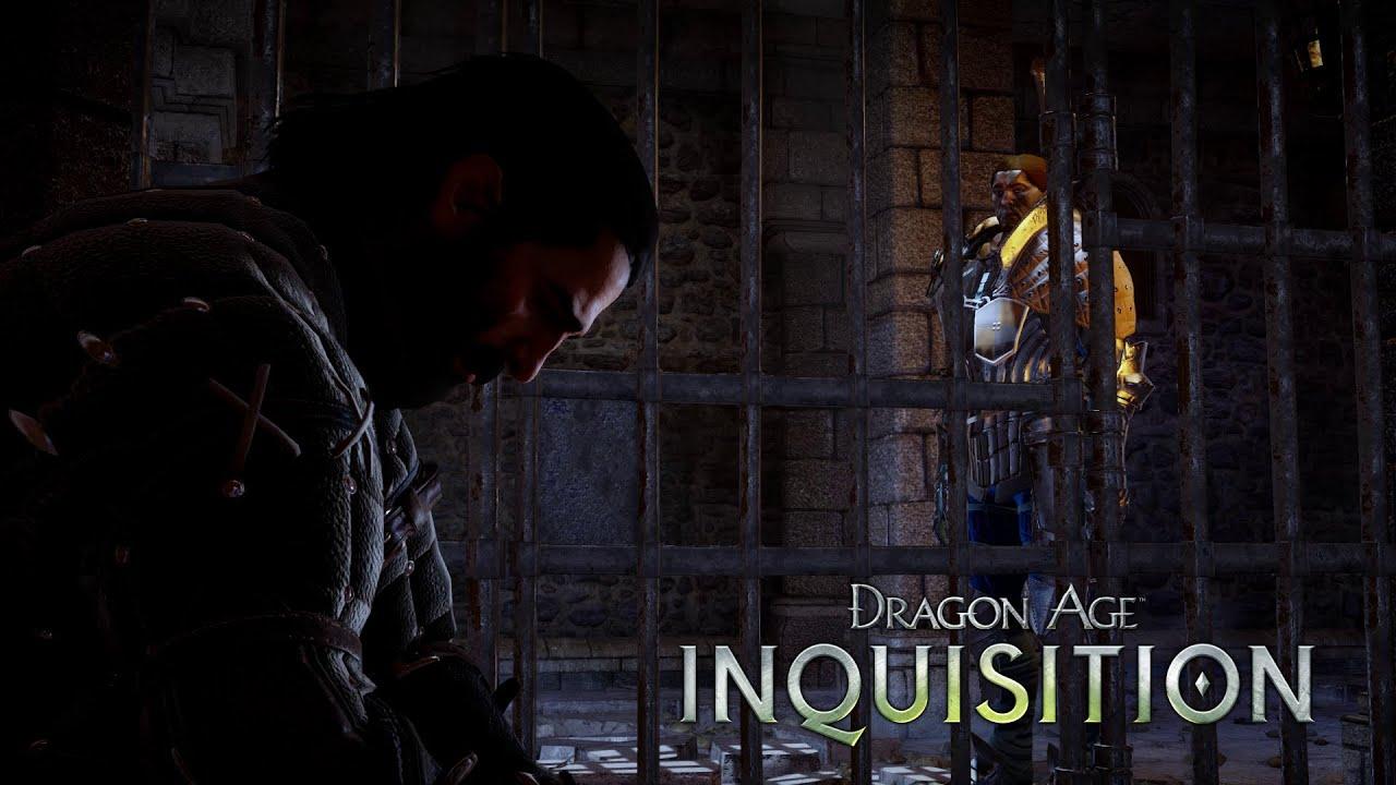 Dragon Age: Inquisition. Walkthrough Part 4. Blackwall