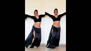 Which one is correct- Right or Left?Taqsim - A bellydance movement #shorts