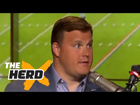 Richie Incognito joins Colin in studio - 'The Herd' (FULL INTERVIEW)