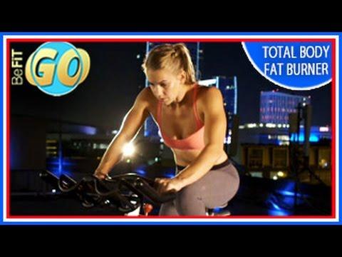 10 Min Total Body Fat Burn Workout: BeFiT GO