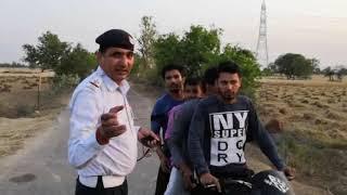 21 June 2018 ये ठीक नही Asi Ramvir sangwan Delhi Traffic police VPO पिलाना जिला रोहतक हरियाणा