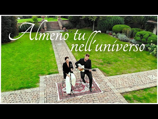 Mia Martini - Almeno tu nell'universo [Family Business Duo Cover]