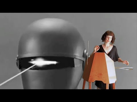 """The Day The Earth Stood Still - """"Prelude and outer space"""" performed on the theremin"""