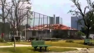 Porto Alegre, 29/01/2016: O Dia Seguinte do Tornado