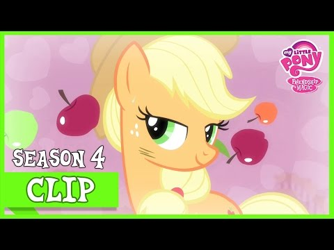 Trenderhoofs Crush on Applejack Simple Ways  MLP: FiM HD