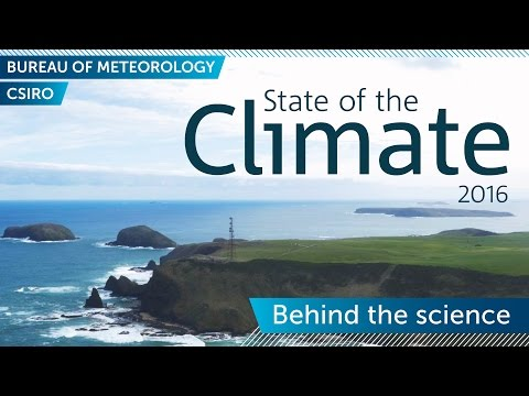 State of the Climate 2016: Behind the science—our changing atmosphere