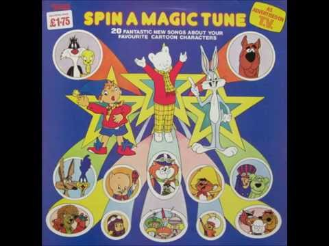 Spin A Magic Tune
