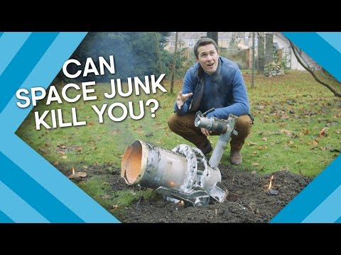 Can Space Junk Kill You? | Earth Lab