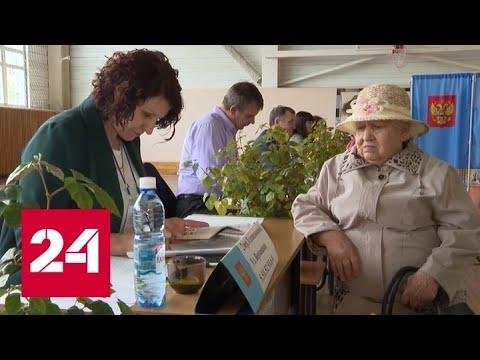 Выборы в Новосибирске: на участки придут более миллиона избирателей - Россия 24