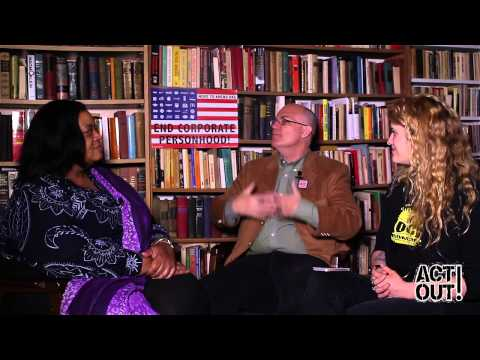 Web Exclusive: Full interview with David Cobb & George Friday of Move To Amend
