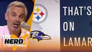 Colin Cowherd plays the 3-Word Game after NFL Week 8 | THE HERD