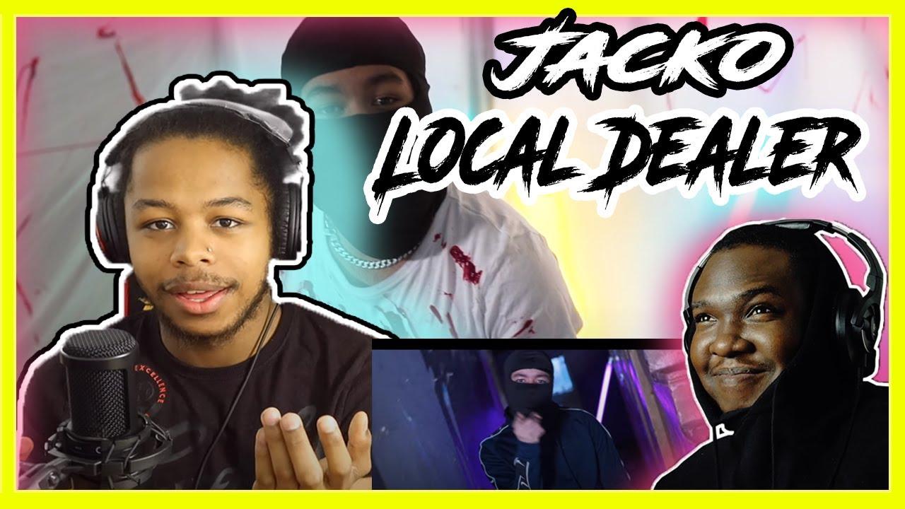 Jacko - Local Dealer (Music Video) [Prod. By Walkz] REACTION