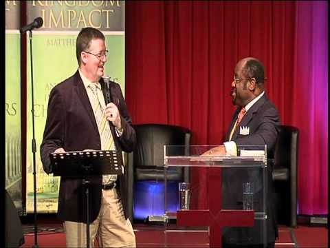 Part 1 Kingdom Impact Conference 13 juni 2012 - Myles Munroe