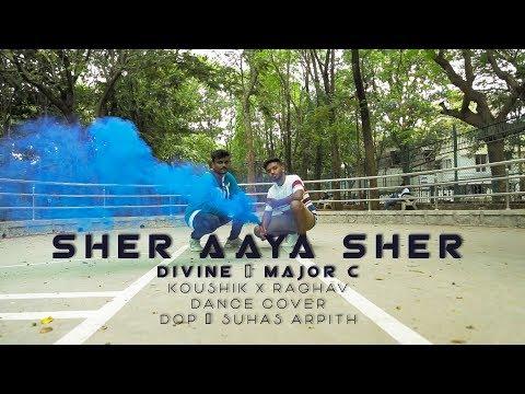 Sher aaya sher | Gully Boy | Divine , Major C - Dance cover Mp3