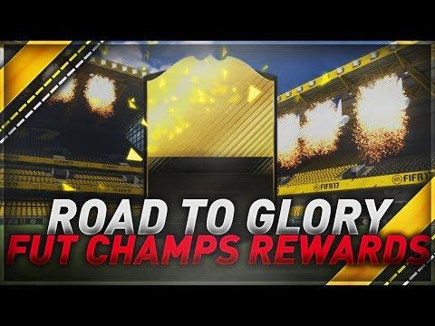 OMG WEEKLY REWARDS & AMAZING TEAM! - #FIFA17 Road to Glory - Duur: 4:24.
